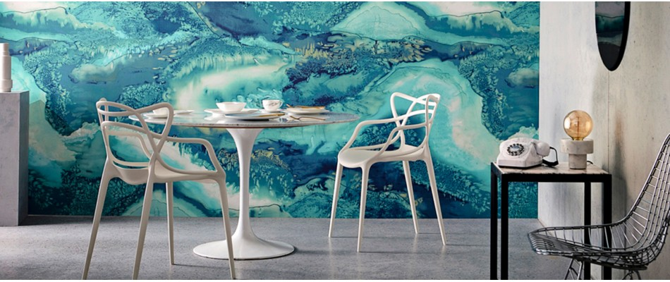 8-Definition-Wallpaper-Obsidian-Azurite-Dining-Room-White