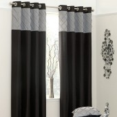 2 - Eyelet Curtains