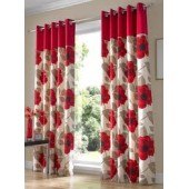 3 - Eyelet Curtains