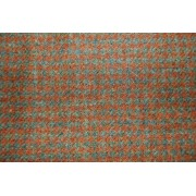 Houndstooth Check Mountain Bracken Fabric