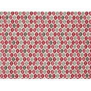 Cole Red Coral (7529/02) Fabric