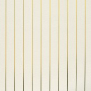 Pinstripe (cream/gold)