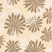 Fleur Cream/Gold (MISP1017) Wallpaper