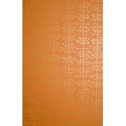 Muscat Small Orange/Gold (MISP1003) Wallpaper